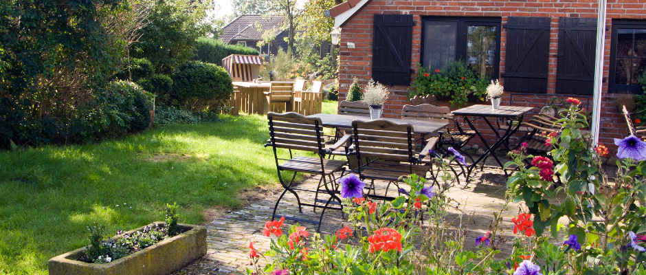 Garten Zum alten Krug